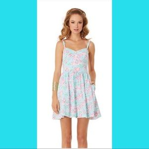 Lilly Pulitzer Dress in Lobstah Roll- HOLY GRAIL!